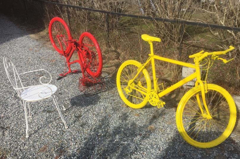 SLF LOO - bikes 01